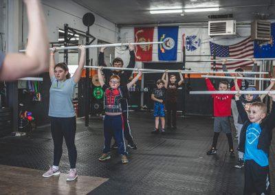 Babylon Crossfit Kids