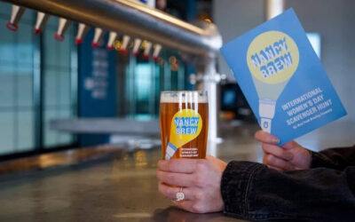 Blue Point Toasting Women-Run Businesses with Week-Long Scavenger Hunt